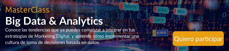 Big Data y Analytics