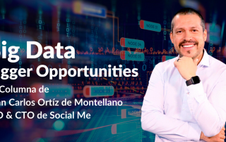 Big Data, Bigger Opportunities